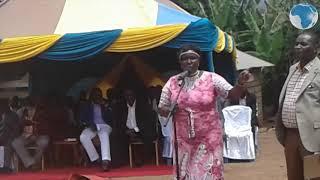 Njoro MP Charity Kathambi dismisses the BBI and Punguza Mizigo