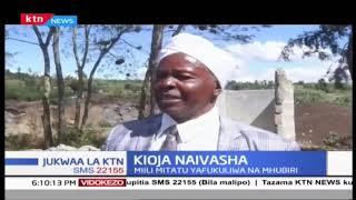 Mhubiri mjini Naivasha afukua miili ya jamaa  wake ili kuuza kipande cha ardhi