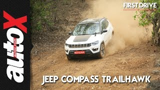Jeep Compass Trailhawk First Drive Video Review