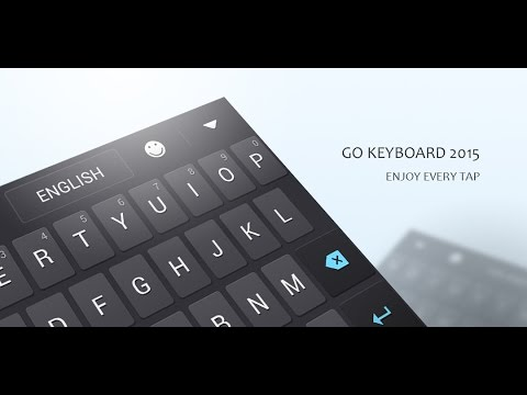 Video of GO Keyboard Lite + Emoji