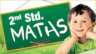 Mathematics For Class 2 | Learn Maths For Kids | Maths Made Easy | Math's For Class 2
