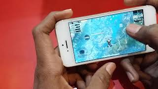 iPhone 5s pubg mobile test games Hindi mai