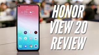 Honor View 20 review | A 'jugaad' for the notch problem