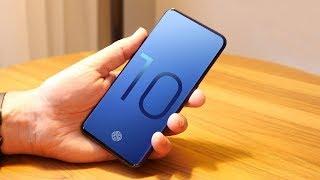 Samsung Galaxy S10 - MAJOR DESIGN CHANGE?