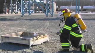 Methanol Fires