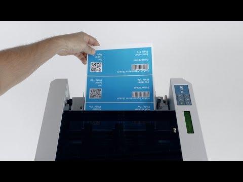 Visitenkarten- und Digitaldruckschneidemaschine CC 150