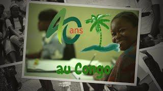 40 ans au Congo. 1980-2020
