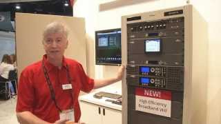NAB 2014 - GatesAir Maxiva TV Transmitters