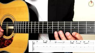 The Final Countdown - Intro Guitar Lesson - Europe