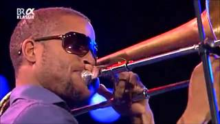 Trombone Shorty & Orleans Avenue - Backatown live in Jazzwoche Burghausen