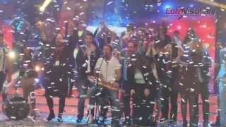 2014 Eurovision Song Contest Firelight - Coming Home - Malta - +Interview National Final