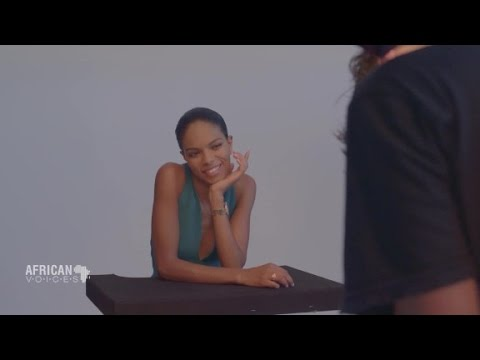 Inside the life of an African top model