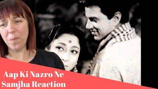 Aap Ki Nazro Ne Samjha Song REACTION!