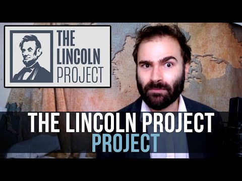 The Lincoln Project Project - SOME MORE NEWS