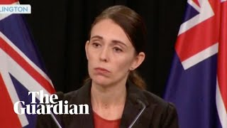 Jacinda Ardern says Christchurch mosque shootings were terrorist attack