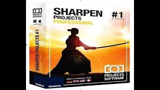 SHARPEN Projects Pro 1 19 02653 Rus  SHARPEN Projects PROFESSIONAL #1   СКАЧАТЬ