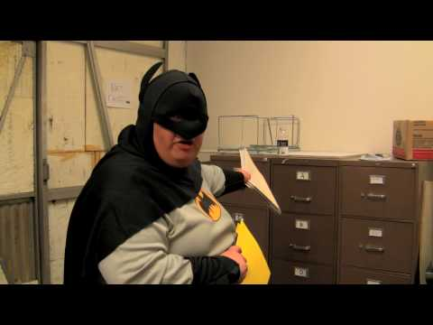 How To, Batman! – How to Effectively Use a Filing Cabinet