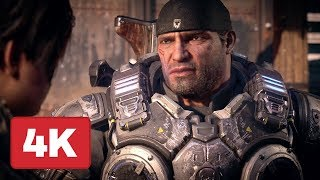 Gears 5 Cinematic Announce Trailer (Gears of War 5) - E3 2018 - dooclip.me