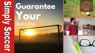 Simple And Easy Morning Routine For Soccer Players - Soccer Player Routine