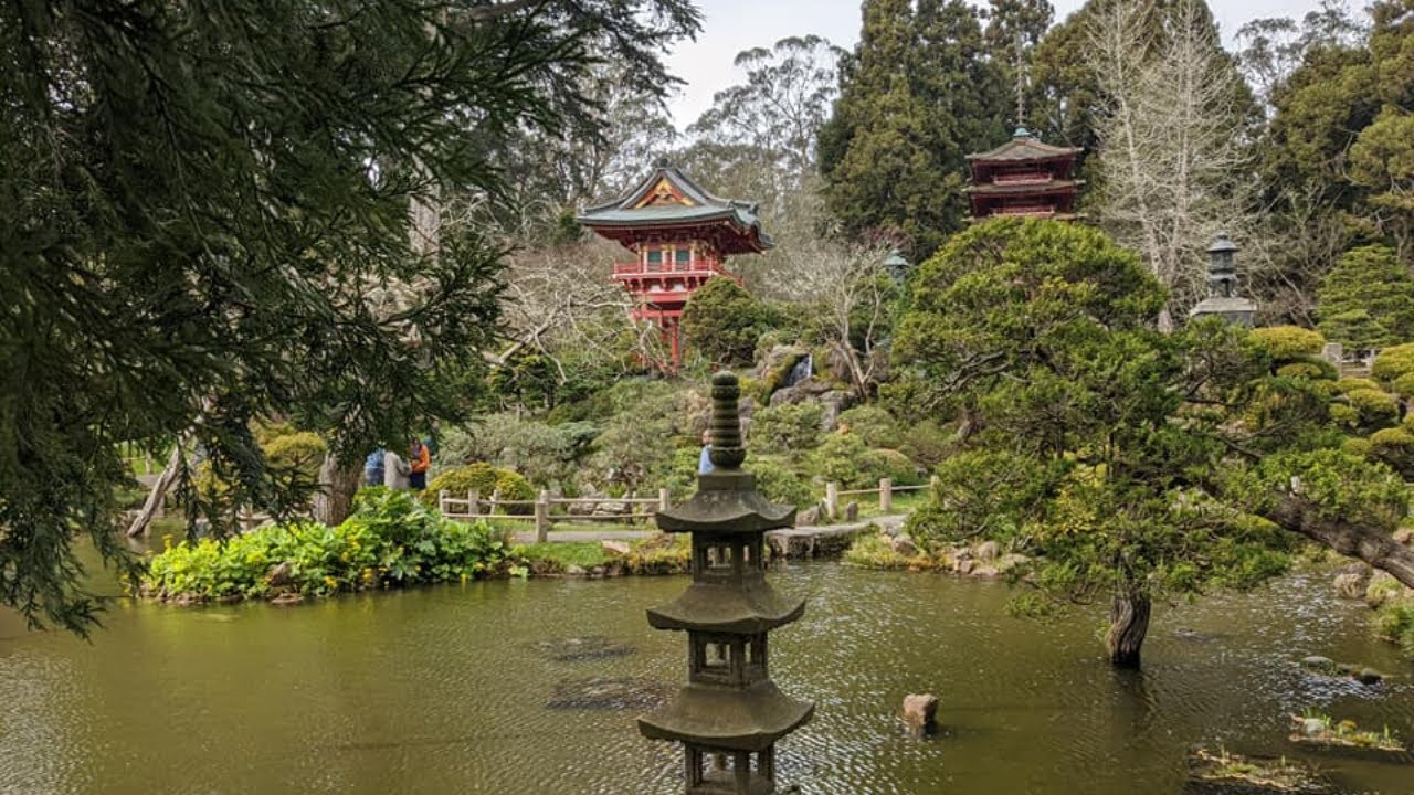 Visit the Japanese Tea Gardens