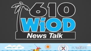 610 WiOD - Miami's News Talk with Jimmy Cefalo  - Guest Bruce Orosz