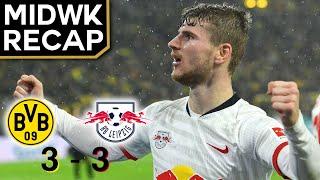Dortmund vs Leipzig THRILLER + El Clásico & Club World Cup! - MID-Week Recap #17