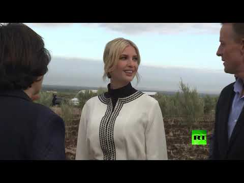 العرب اليوم - شاهد: إيفانكا ترامب في زيارة إلى المغرب