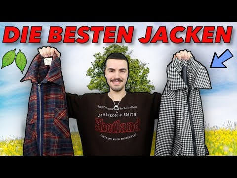 TOP ÜBERGANGSJACKEN für den FRÜHLING | Always Overdressed