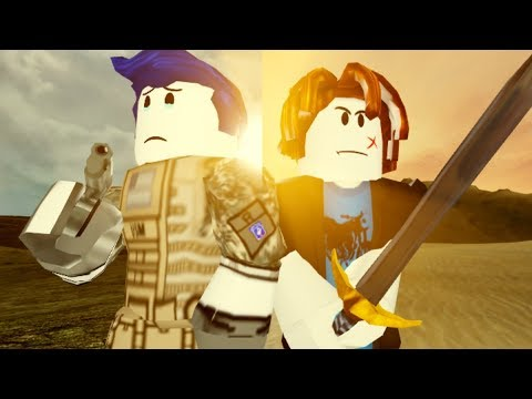 The Last Guest: FULL MOVIE (A Sad Roblox Story) видео