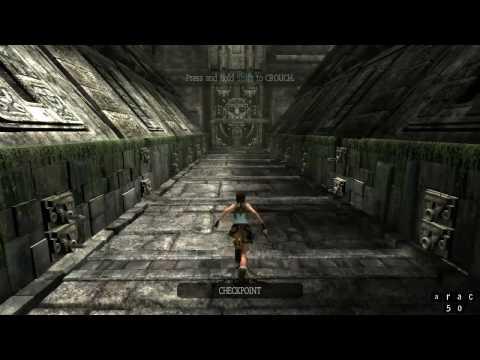Gameplay de Tomb Raider: Anniversary