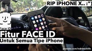 Fitur FACE UNLOCK Untuk Semua Seri iPhone - JB Required