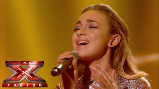 Lauren Platt sings I Know Where I've Been (Sing Off) | Live Results Wk 8 | The X Factor UK 2014