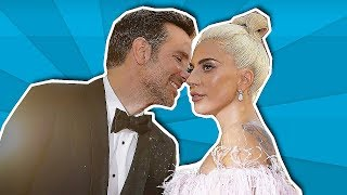 lady gaga and bradley cooper flirting for 9 minutes straight