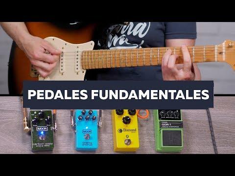 ¿Cómo ajustar los pedales para obtener cualquier sonido?  REGALO de pedales | Guitarraviva