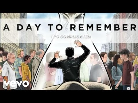 It's Complicated Lyrics – A Day To Remember