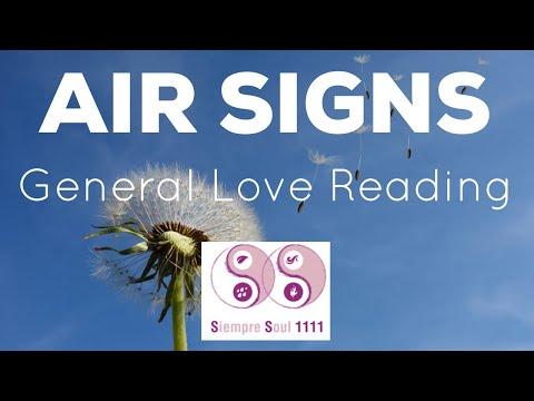 AIR 💨 SIGNS - Weekly LOVE 💗 Tarot Reading Aquarius, Gemini