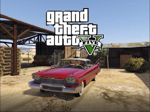 Christine - Grand Theft Auto 5