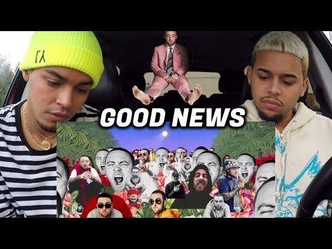 MAC MILLER - GOOD NEWS | REACTION REVIEW