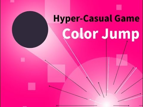 Color Jump - Game Play