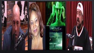 Joe Rogan & Kevin Smith on Sophia Stewart who wrote the Matrix