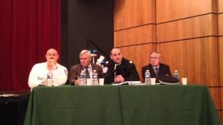 preview picture of video 'Conférence sur la sécurité - lundi 9 décembre 2013 - Louveciennes (78430)'