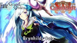 Brynhildr  - (Fate/Grand Order) - 【FGO NA】Camelot - vs Tristan (Brynhildr Solo)