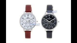 Видео обзор женских часов Daniel Klein DK11972-5 и DK11972-6