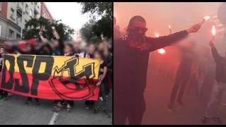 CE Europa - UE Sant Andreu | Desperdicis On Tour'15 | #DosPoblesUnDerbi