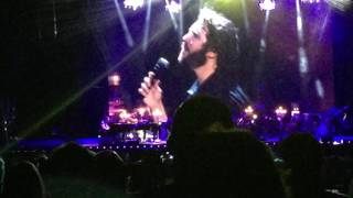 "Josh Groban, ""Somewhere Over the Rainbow,"" 8/2/16"