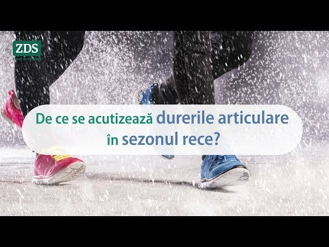Artroza articulațiilor inferioare