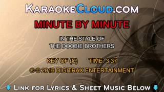 The Doobie Brothers - Minute By Minute (Backing Track)