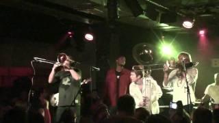 (HD) Bonerama - When My Dreamboat Comes Home - Sullivan Hall 11.19.10 New York, NY