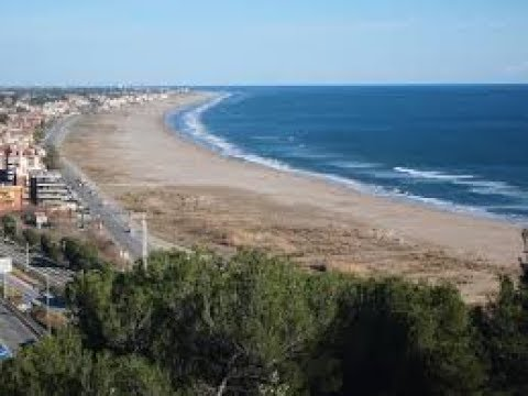 Zonas de pesca Barcelona Sur