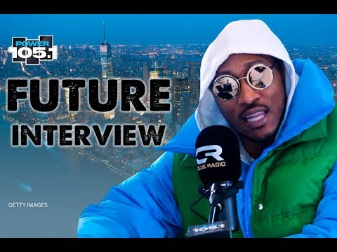 Future Talks New Album 'Wizrd', Flying Private vs Commercial + Addressing Rumors